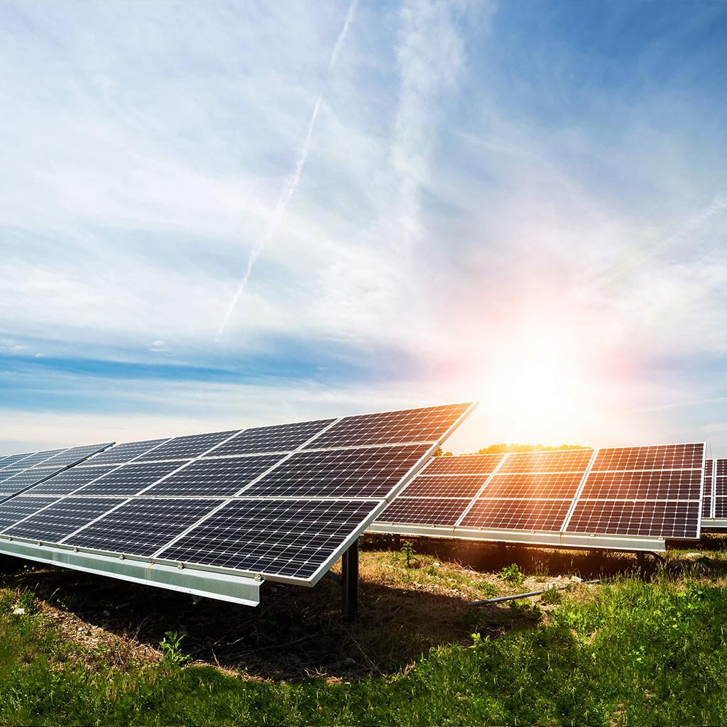 Bild: Erneuerbare Energie